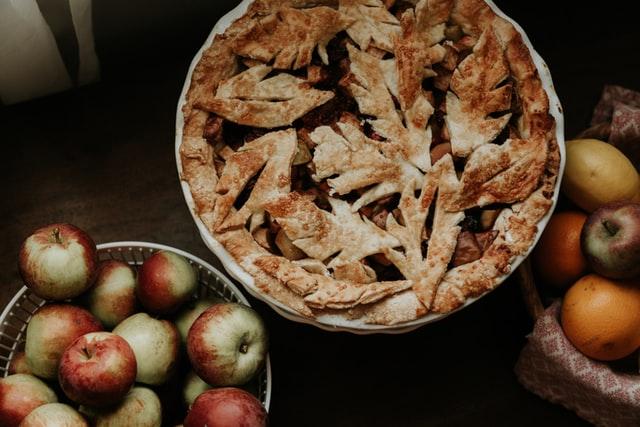Wozi Diet Apple Pie